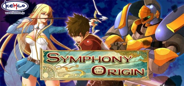 Symphony of the Origin | Logo
