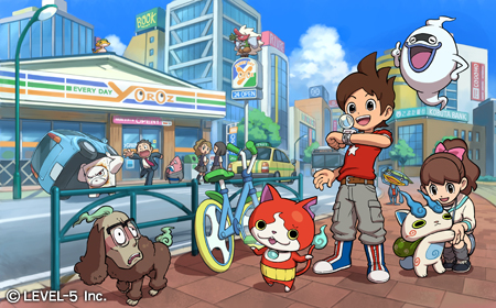 Yo-kai Watch | Media Create