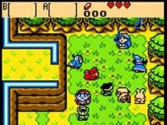 The Legend of Zelda Oracle Screen 004