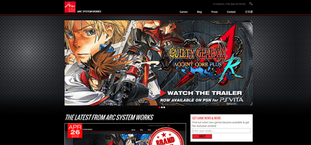 Arc System Works Feature