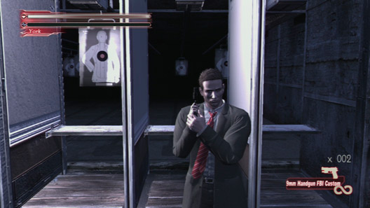 Deadly Premonition: The Directors Cut | Screenshot