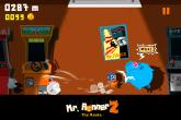 mr runner 2 arcade pig