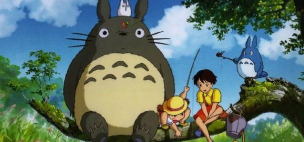 My Neighbor Totoro - Studio Ghibli