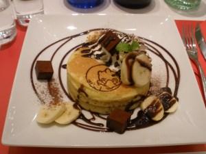 Chocobo Pancakes Artnia