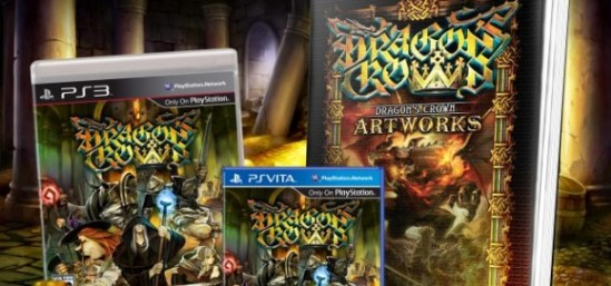 Dragon's Crown pre-order feature
