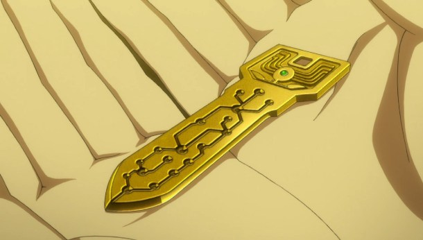 Key to Gargantia