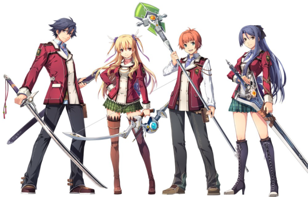 The Legend of Heroes: Trails in the Flash | oprainfall