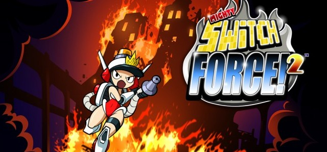 Mighty Switch Force! 2   oprainfall
