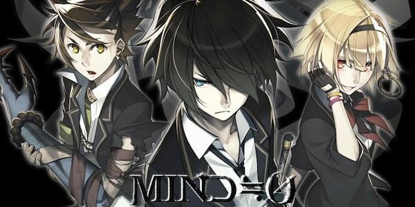 MIND≒0  Logo