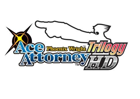 Phoenix Wright Ace Attorney Trilogy HD Logo