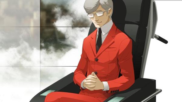 Shin Megami Tensei IV Steven