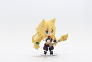 The Witch and the Hundred Knights Metallica Nendoroid 3