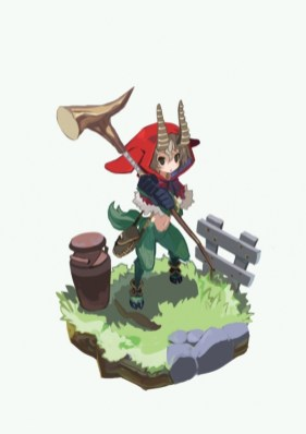 Witch and the Hundred Knights pic 9