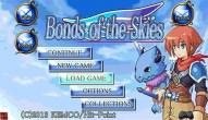 Bonds of the Skies | oprainfall