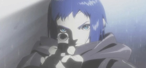 Ghost in the Shell: ARISE   oprainfall