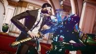 Killer Is Dead | Blue flame stab enemy