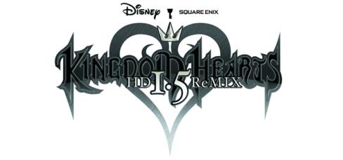 Kingdom Hearts HD 1.5 ReMIX logo