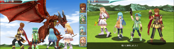Alphadia Genesis, Role Playing Game