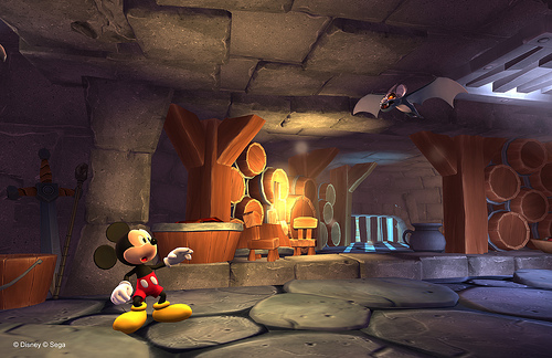 Castle of Illusion | oprainfall