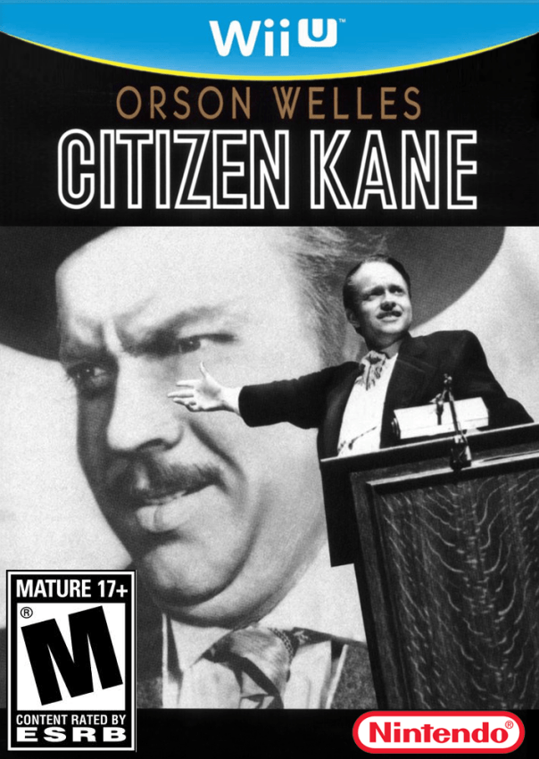 Citizen Kane: The Video Game