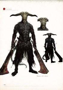 Dark Souls Design Works preview shot 5