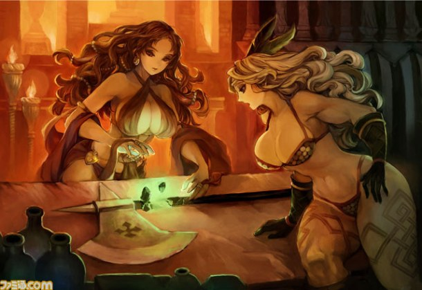 dungeon travelers 2 dragons crown atlus