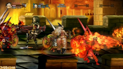 Dragon's Crown weapons 03