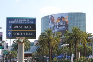 LA Convention Center Battlefield 4