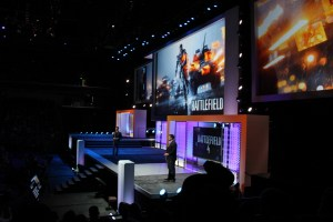 Microsoft Press Conference Battlefield 4