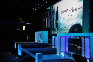 Microsoft Press Conference Quantum Break