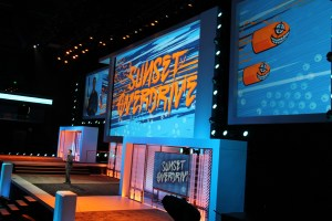 Microsoft Press Conference Sunset Overdrive