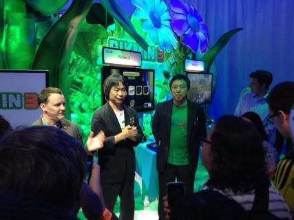 E3 2013 Pikmin 3
