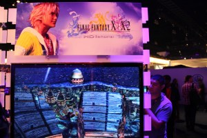Square Enix Final Fantasy X HD Gameplay