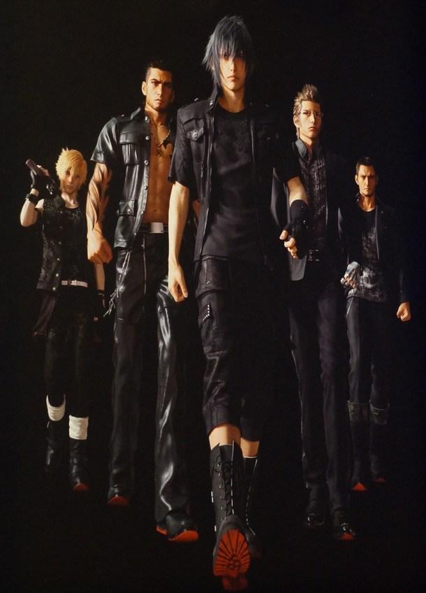 Final Fantasy XV | oprainfall