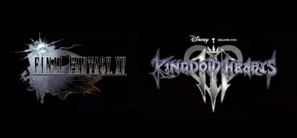 Final Fantasy XV & Kingdom Hearts 3