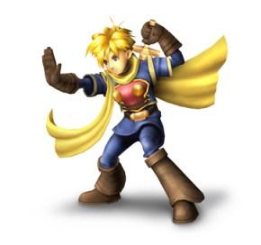 Super Smash Bros. Brawl: Isaac