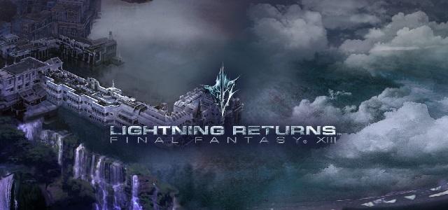 Lightning Returns: Final Fantasy XIII Logo - oprainfall
