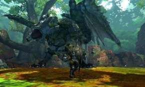 MH4 Screens - Moss Dragon 1