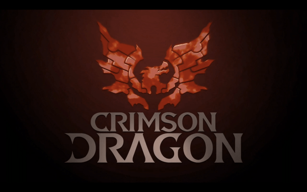 Crimson Dragon Logo