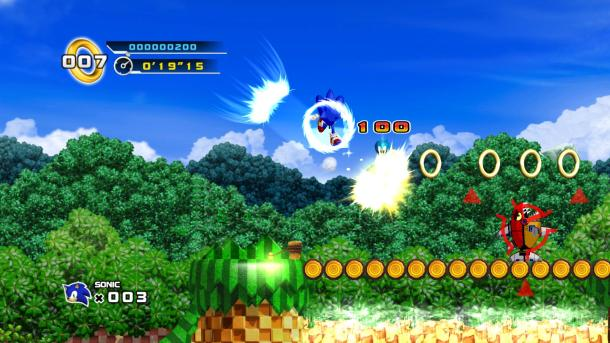 Sonic the Hedgehog 4 Screenshot 1 | OpRainfall
