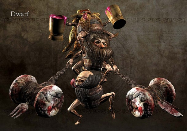 Soul Sacrifice | Dwarf