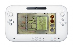 Teslagrad - Wii U GamePad