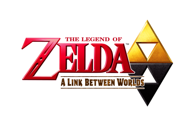 The Legend of Zelda: A Link Between Worlds Logo