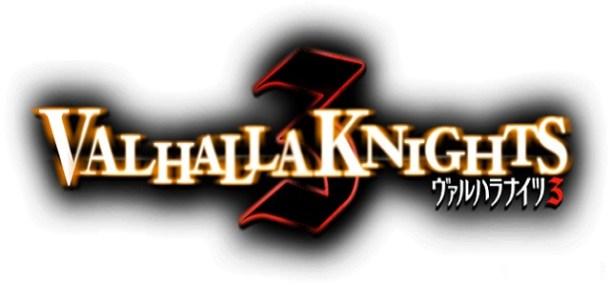 Valhalla Knights 3 logo