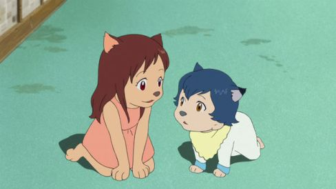 Wolf Children | oprainfall