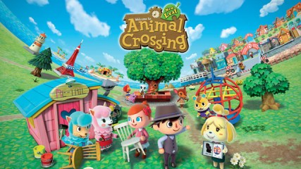 Animal Crossing: New Leaf | Box Art