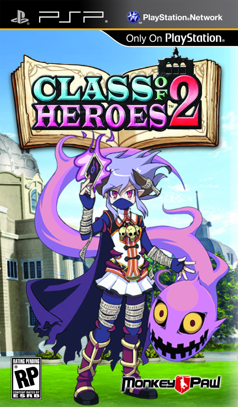 REVIEW: Class of Heroes 2 - oprainfall