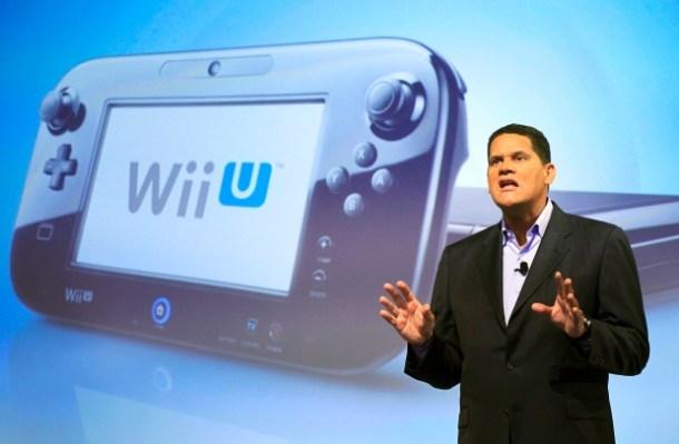 Reggie Fils-Aime from Nintendo