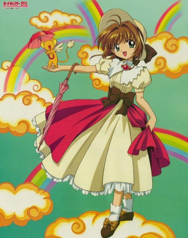 Cardcaptor Sakura | Sakura
