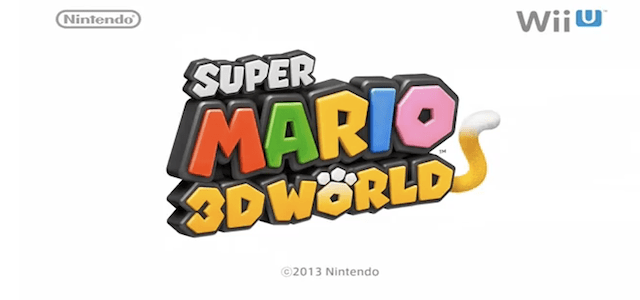 Super Mario 3D World | OpRain